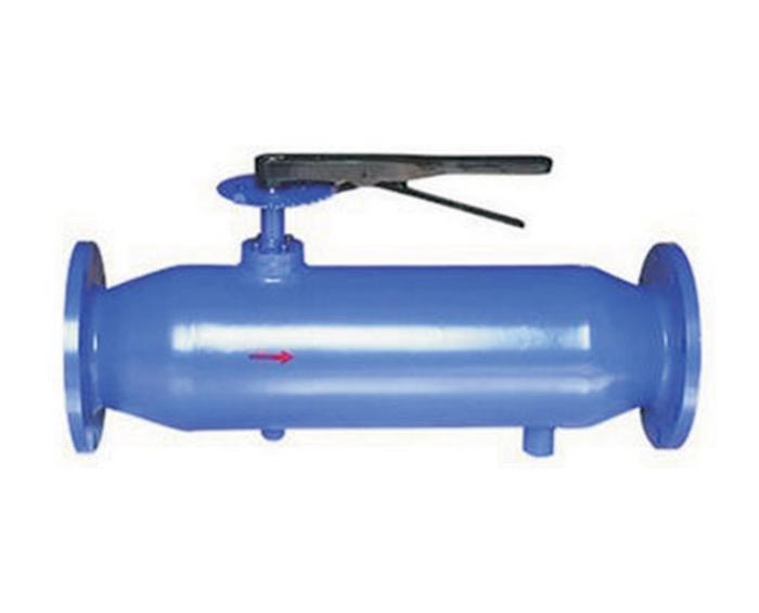 反沖洗除污器
